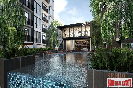 Brand New Low Rise Condo only 300 Metres to BTS On Nut, Sukhumvit 50