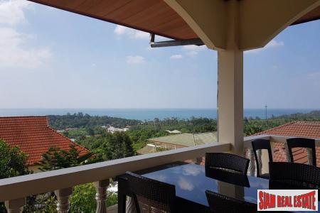 Four Bedroom Sea View Villa