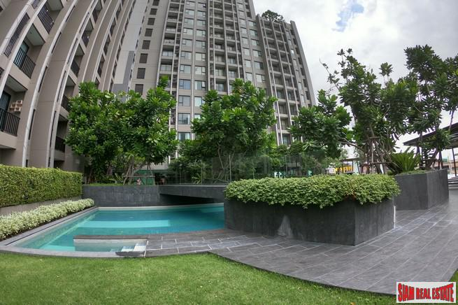 Newly Completed Condo on Petchaburi Road, 300 metres to Soi Thong Lor - 1 Bed Units - Up to 28% Discount!