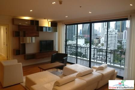 Prime Mansion 31 | Large 3 Bed Condo for Rent with Panoramic City Views Located on Sukhumvit 31