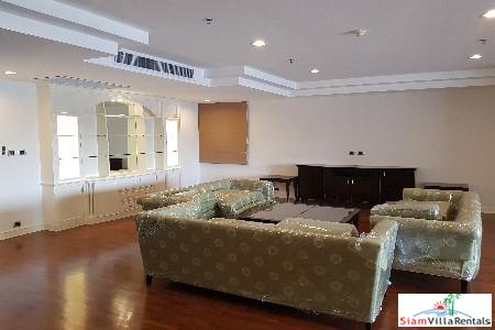 Luxurious and Spacious Three Bedroom for Rent in Thong Lo, Bangkok
