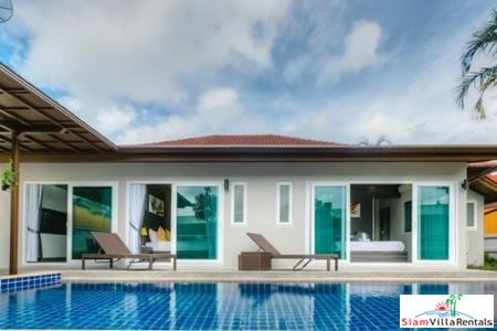 Private Three Bedroom Pool Villa in Laguna, Phuket