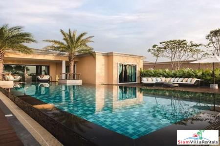 Luxury Pool Villa on The Top of The Hill of East Pattaya for Rent