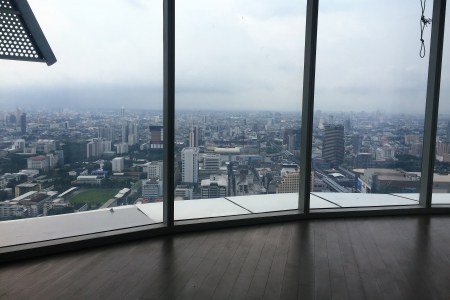Fabulous Two Bedroom with Panoramic Views of the City in Ratchadamri, Bangkok