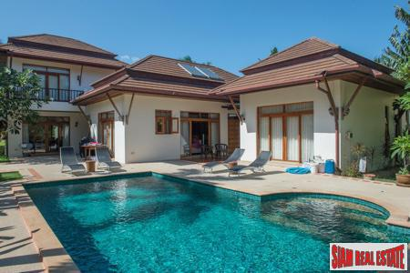Beautiful and Peaceful Home with Pool and Garden in Chalong, Phuket