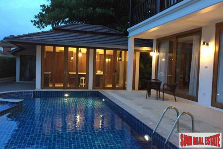 Luxurious Three Bedroom Pool Villa in Chiang Mai