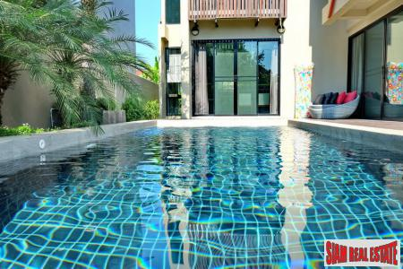 Four Bedroom Pool Residence Right in Town in Chiang Mai