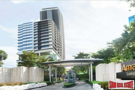 Amazing 37 Floor City and Park Views in Lumphini, Bangkok