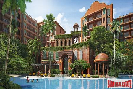 Quick Sale! Newly Launched Resort Style Low Rise Condominium For Sale in Jomtien-