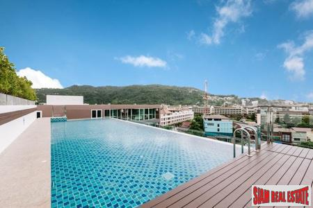 One Bedroom Corner Apartment Close to the Beach for Sale in Kata, Phuket