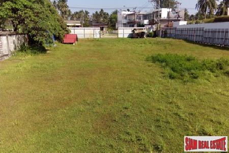 Land Plot for Sale near the Beach in Natai, Phang Nga, Souther Thailand