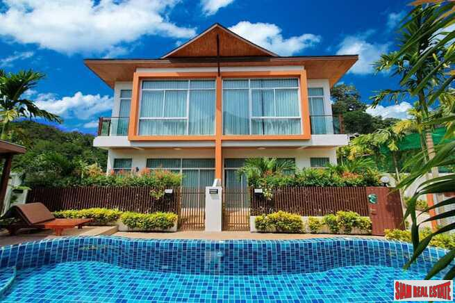 New Pool Access Homes being Developed in Kamala, Phuket