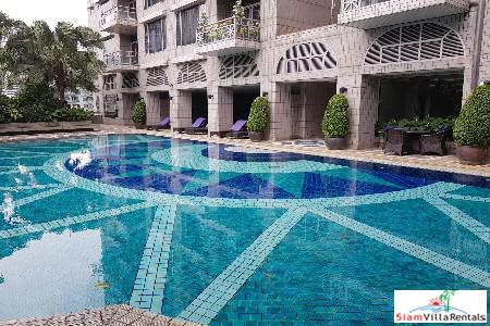 Spacious and Convenient Two Bedroom for Rent in Lumphini, Bangkok