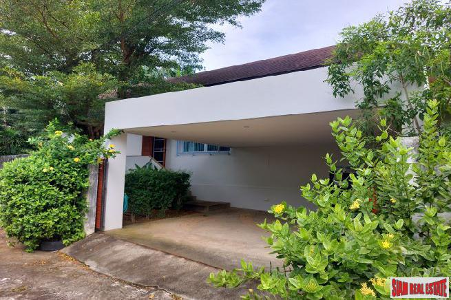 Three Bedroom Pool Villa For Long Term Rental in Nai Harn, Phuket