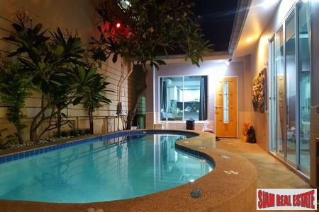 House with Private Pool in South Pattaya Close to City Center