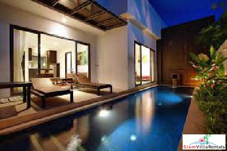 Luxurious Thai-style Four Bedroom Pool Villa for your Holidays in Laguna, Phuket