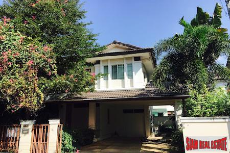 Two Bedroom with Lush Garden and Large Trees in Suthep, Chiang Mai