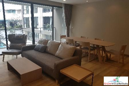 New Two Bedroom Centrally Located Near The Shopping District, Khlong Toei, Bangkok