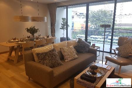 Great City Location in this New Two Bedroom, Khlong Toei, Bangkok