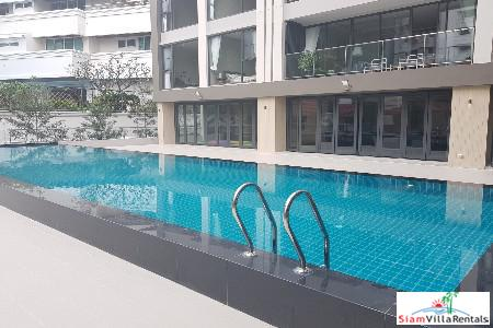 New Two Bedroom for Rent in a Fantastic Location in Khlong Toei, Bangkok