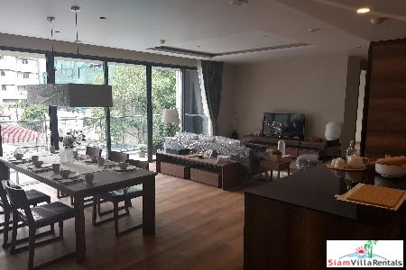 Elegant New Three Bedroom for Rent in Khlong Toei, Bangkok