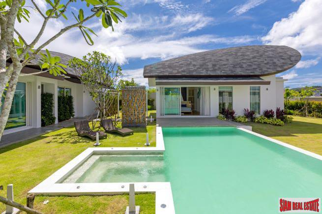New Luxury Pool Villa Development in Layan, Phuket