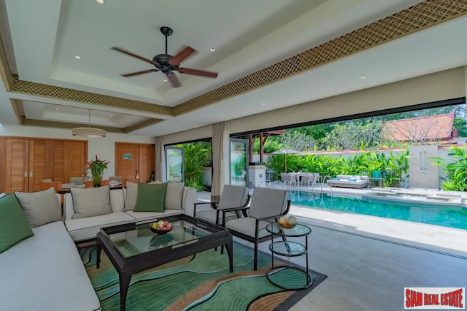 Exclusive New Pool Villas Development in Laguna, Thailand
