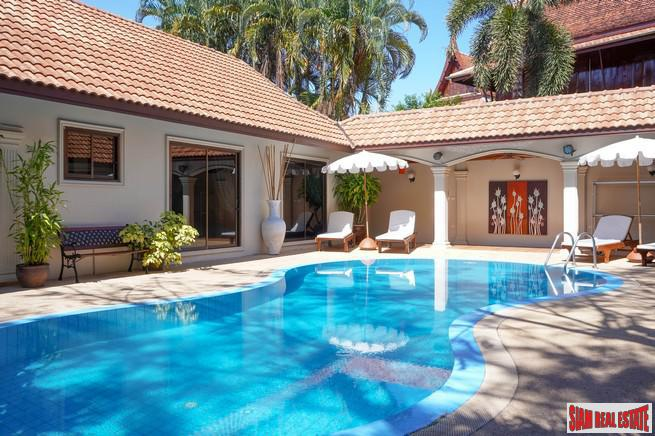 Charming Tropical Four Bedroom in Rawai, Phuket