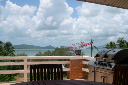 Gated Seafront Estate with 60 meters of Water Frontage and Sea Views of Phang Nga Bay