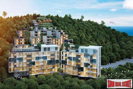 New One & Two Condo Development in Popular Karon Beach, Phuket