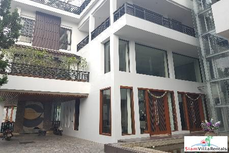 Spacious and Elegant Five Bedroom in Asoke Bangkok