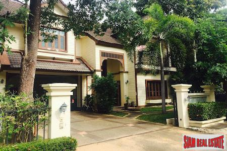 Three bedroom Home with Garden, Sala and Koi Pond in The Sala, Chiang Mai