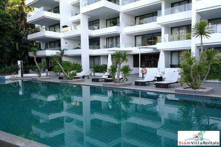 Luxury Service Condo in Quiet Area of Surin, Phuket