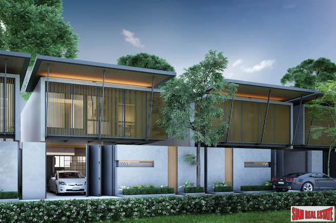 New Loft-Style Pool Homes Being Built in Cherng Talay, Phuket