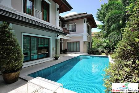 Resort Style Living in this Four Bedroom, Boat Lagoon, Phuket