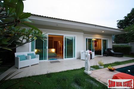 Two Bedroom Pool Villa with 8