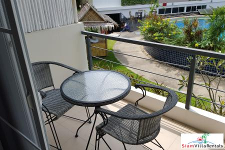 One Bedroom Seaview Condo  15