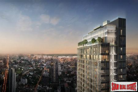 Luxury Living in this New Condominium Development at Sukhumvit 36 - BTS Thong Lor, Bangkok