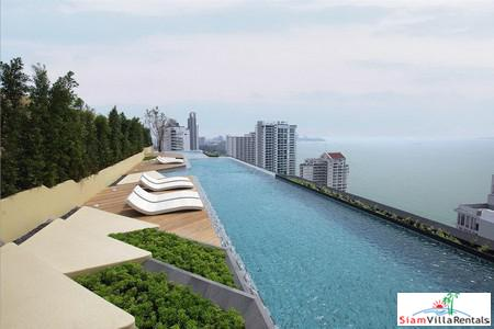 Stylish One Bedroom with Great Seaview on Wongamat Beach