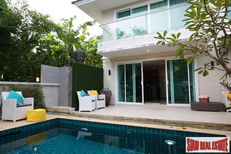 Two Storey Private Pool Villa with Views Located in Chalong, Phuket
