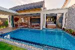 New Gated Pool Villa Development on the West Coast of Nai Thon, Phuket