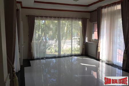 Three Bedroom with Golf Course 3
