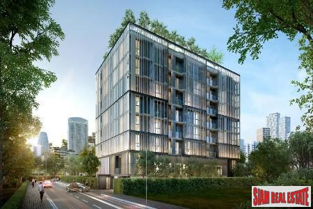 New Luxury Low Rise Development in One of the Most Prestiges Locations in Asoke, Bangkok