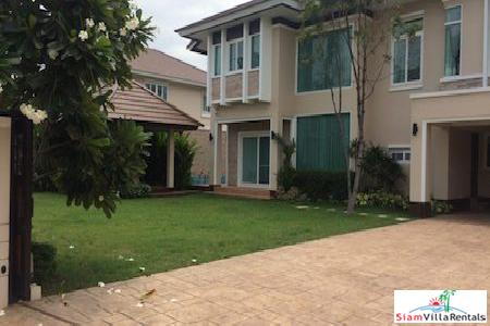 New Four Bedroom Family Home with Pool in Wang Tan, Chiang Mai
