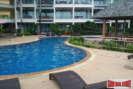Bel Air Condominiums | Huge Two Bedroom Condo with  Partial Seaview Priced to Sell in Ao Makham