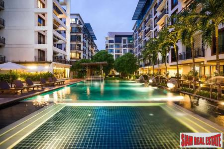 Large Comfortable Two Bedroom in Din Daeng, Bangkok