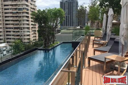 Three Bedroom Spacious Apartment for Rent with Two Balconies near Sukhumvit 49, Bangkok