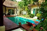 Tropical Balinese Three Bedroom for Rent in Rawai, Phuket