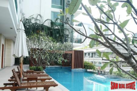The Wind 23 | Pool and City Views from this Two Bedroom Condo on Sukhumvit 23, Bangkok