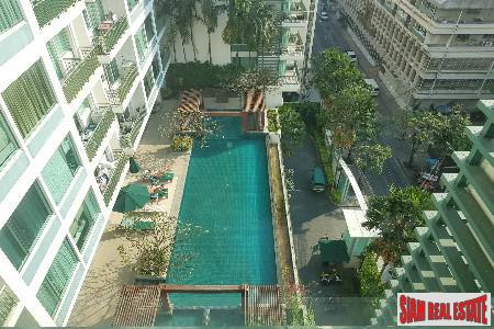 Two Bedroom with Pool and City Views on Sukhumvit 23, Bangkok